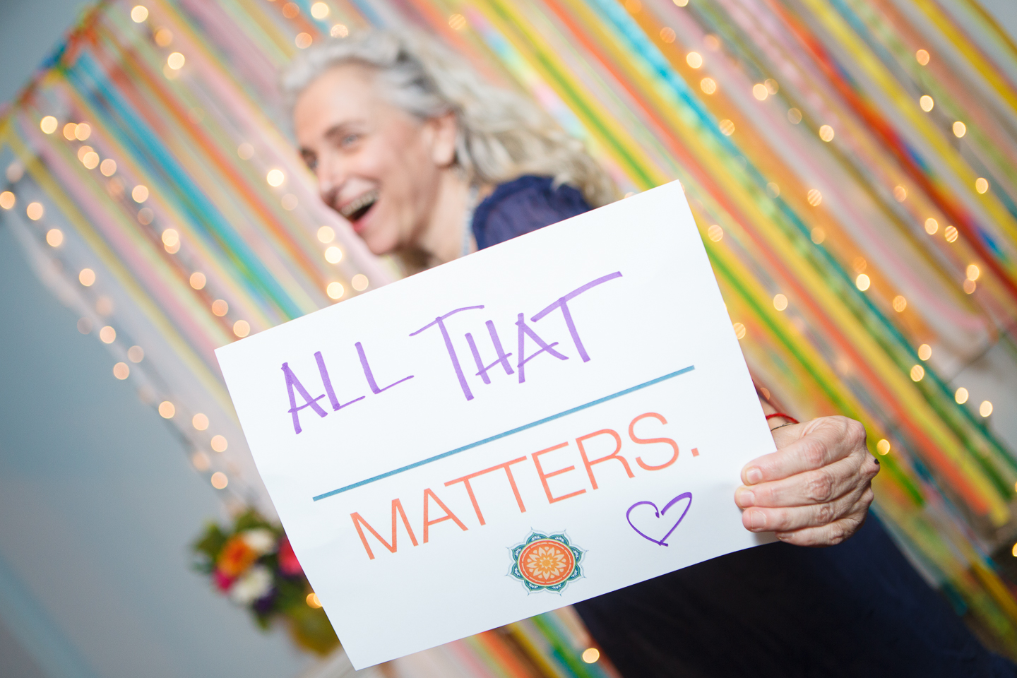 All That Matters Yoga Studio 20 Year Anniversary Party